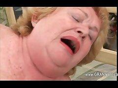 Super granny love abysm coitus