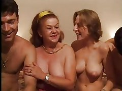 FRENCH CASTING 26 anal adult added to young coddle with 2 men