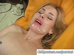 XXX adult babe Pandora enjoys a facial cumshot