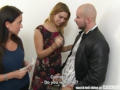 Brit milf apropos stockings getting pussyfucked
