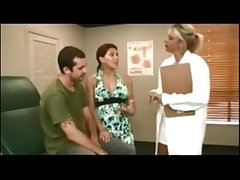 Getting a Handjob Outlander His Doctor and his Mom