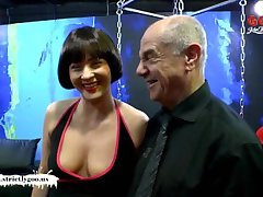German Slush Girls - Mature babe Nathalie loves sperm