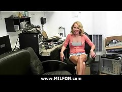 Milf hottie fucked fixed unconnected with horny hunter gay blade 4